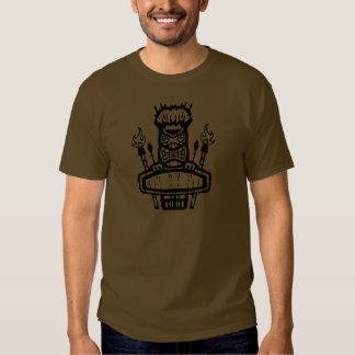 9213032011 Tiki (Rocker & Kustom) T Shirt