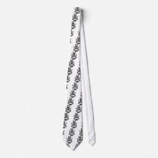 9213032011 Tiki (Rocker & Kustom) Tie