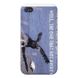 92201-27-APO   THE FISHERMAN iPhone 4 COVER