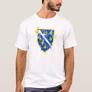 92 Coat of Arms Distressing T-Shirt