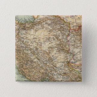 92 Persia, Afghanistan 15 Cm Square Badge