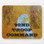 92ND TROOP COMMAND MOUSEPAD