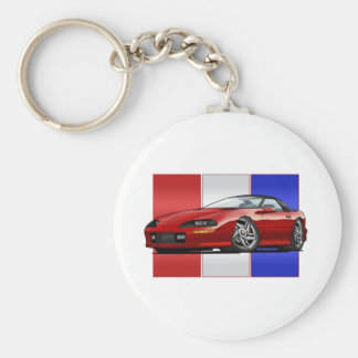 93-97 Camaro Key Chains