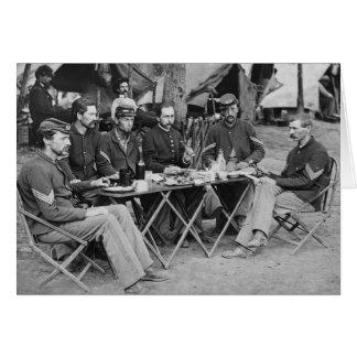 93rd New York Infantry, 1863 Greeting Card