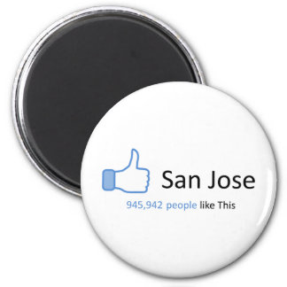 945942 people like San Jose Magnet