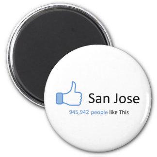 945942 people like San Jose Magnet