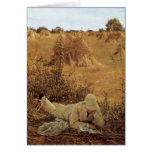 94 Degrees in the Shade, Sir Lawrence Alma Tadema Cards