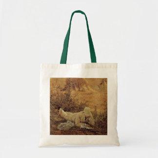 94 Degrees in the Shade, Sir Lawrence Alma Tadema Tote Bag