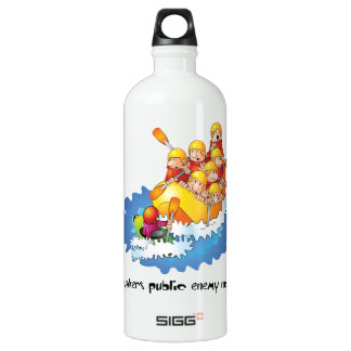94. Public Enemy SIGG Traveller 1.0L Water Bottle