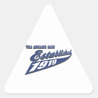 94th birthday designs sticker