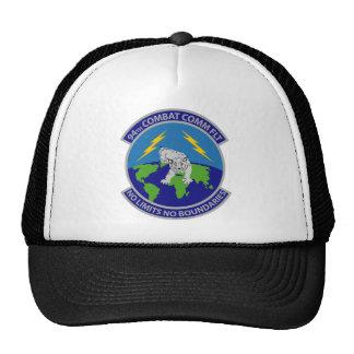 94th Combat Communications Flight Trucker Hats