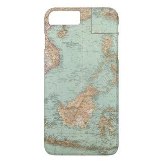 9596 Indocina, Siam, Arcipelago Malese iPhone 8 Plus/7 Plus Case