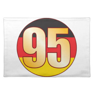 95 GERMANY Gold Placemat