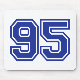 95 - number mousepads