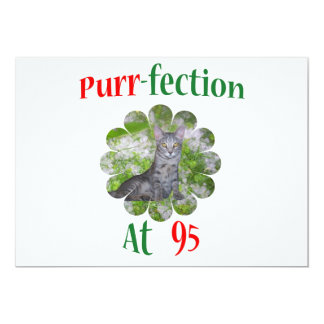 95 Purr-fection Personalized Invites
