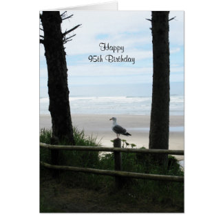 95th Birthday Cards