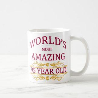 95th. Birthday Coffee Mugs