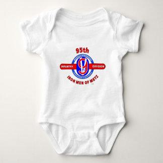 "95TH INFANTRY DIVISION ""IRON MEN OF METZ"" T SHIRTS"