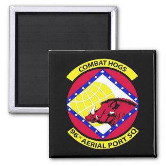 96 APS Combat Hogs 2 Inch Square Magnet