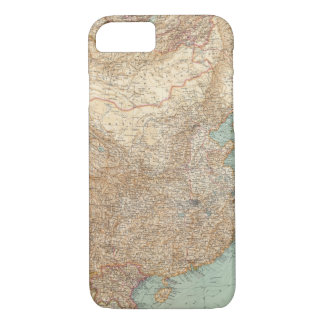 9798 Dominion Chinese, Japanese Empire iPhone 7 Case