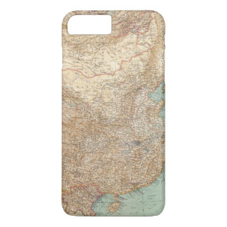 9798 Dominion Chinese, Japanese Empire iPhone 8 Plus/7 Plus Case