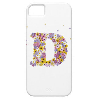97th Birthday party, with flowered letters Case For The iPhone 5