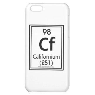 98 Californium iPhone 5C Cases