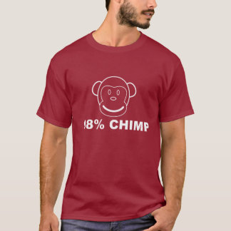 98% CHIMP Graphic Tee