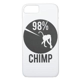 98% chimp iPhone 7 case