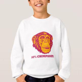 98% Chimpanzee Sweatshirt