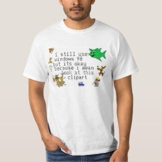 98 cliparts T-Shirt