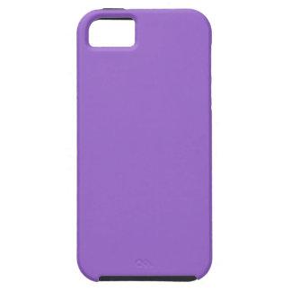 9966CC Solid Color Purple Background iPhone Case iPhone 5 Case