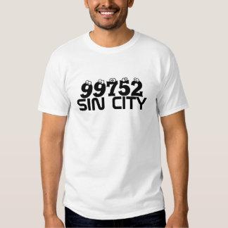 99752, SIN CITY T-SHIRT