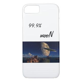 99.9% mooN phone case galaxy landscape