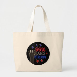 99 and Strong protest on 30 items Canvas Bag