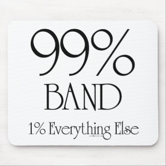 99% Band Mouse Pad