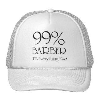99% Barber Mesh Hats