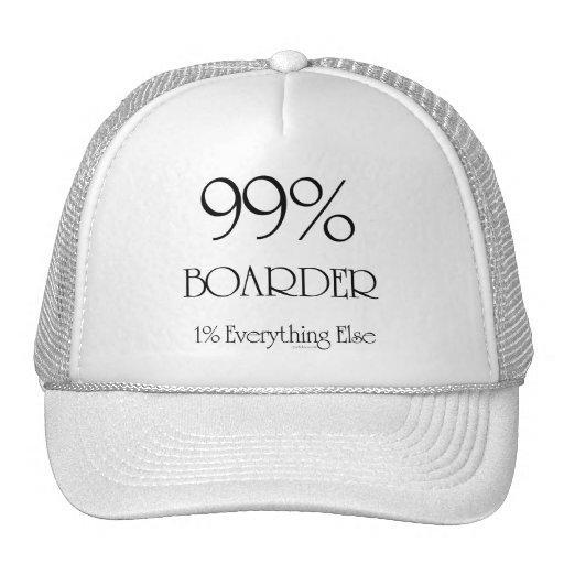 99% Boarder Hat