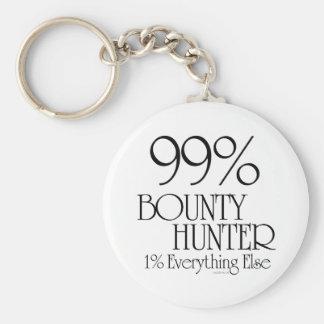 99% Bounty Hunter Keychains
