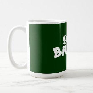 99% Broke Basic White Mug