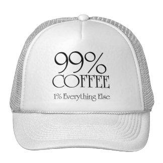 99% Coffee Cap