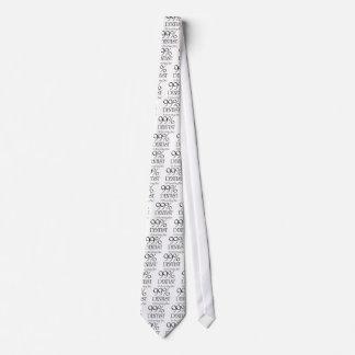 99% Dentist Tie