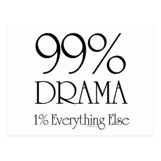 99 Drama Postcards