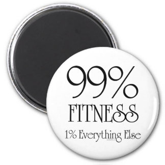 99% Fitness Magnets
