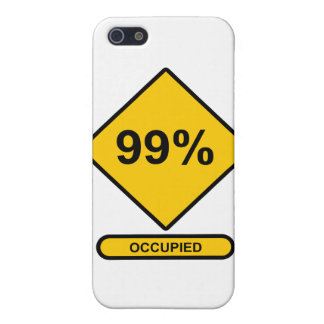 99% Occupied iPhone 5/5S Covers