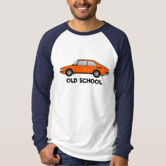 99_orange, old school T-Shirt