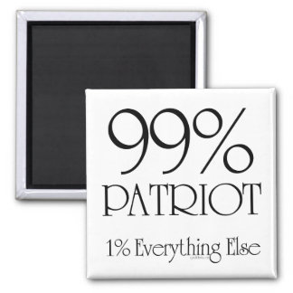 99% Patriot Magnets