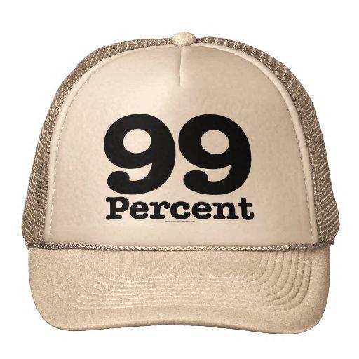 99 Percent Cap Mesh Hat