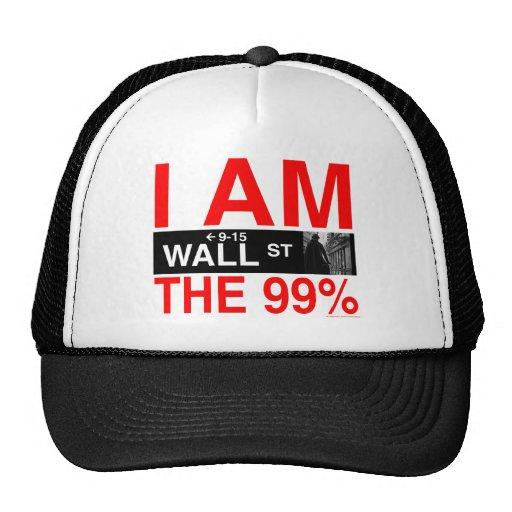 99 percent mesh hats