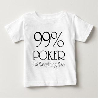 99% Poker Baby T-Shirt